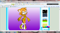 Majenta The Cheeta Tiger - girl-sonic-fan-characters fan art