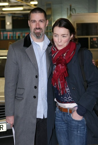 Matthew renard and Olivia Williams