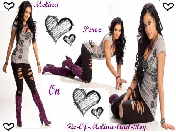 Melina Fanart