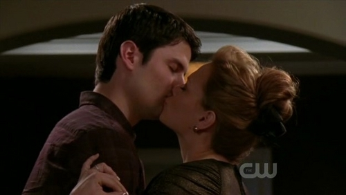 Naley wallpaper probably containing a portrait entitled Naley season 8! : )