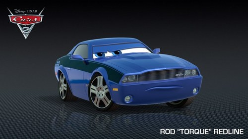 "New characters from ""Cars 2"" - pixar Photo"