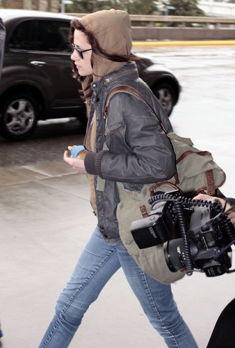 New photos of KStew in Vancouver