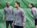 New training kit in use - fc-barcelona icon