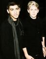 Niall and Zayn! ;)