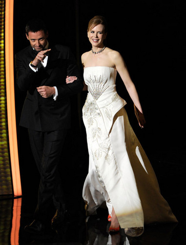 Nicole and Keith at The Oscars 2011