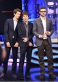 October 6th: El Hormiguero - andrew-garfield-and-jesse-eisenberg photo