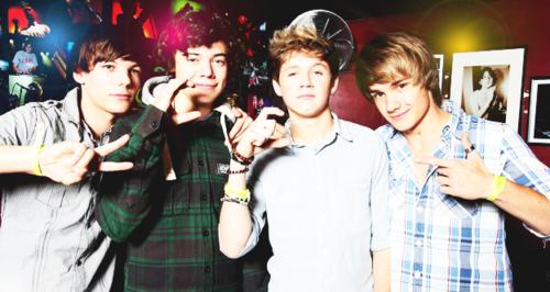 One Direction!! xxx