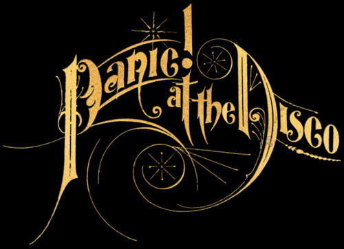 Panic! At The Disco Logo - demolitionvenom Fan Art