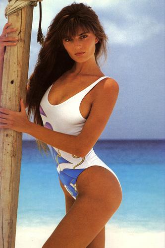 Paulina Porizkova achtergrond