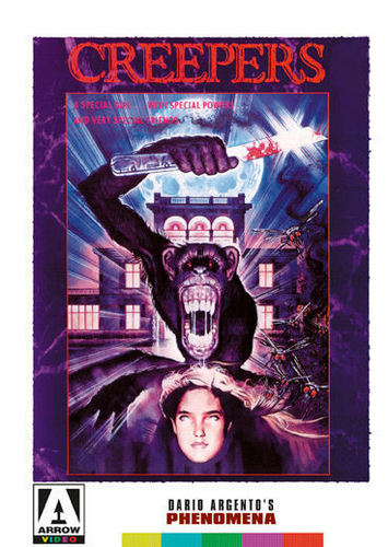 Phenomena DVD Art: Alternate Sleeve