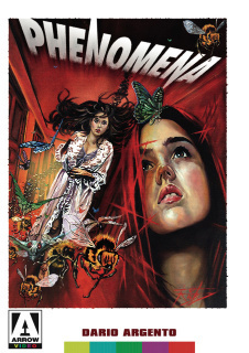 Phenomena DVD Art