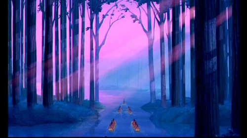 Pocahontas kingdom 1