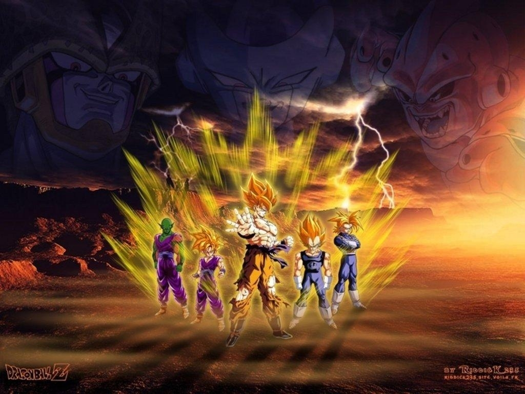power dragon ball z