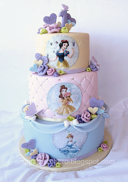 Princess Cake - Disney Princess Photo (19749884) - Fanpop