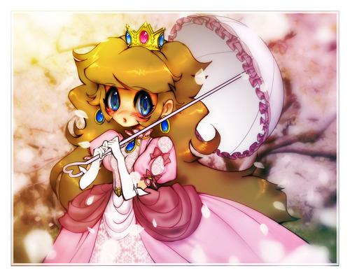 Princess pêche, peach pics