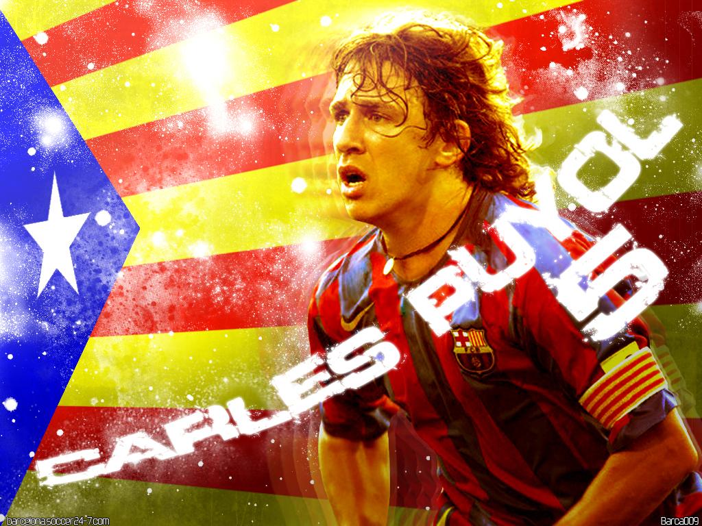 carles puyol barcelona wallpaper - photo #17