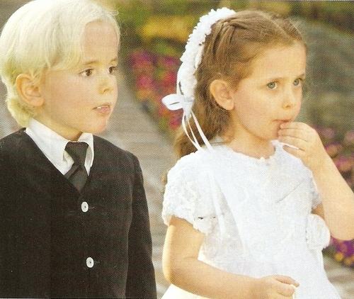 Really Cute Childhood Pics