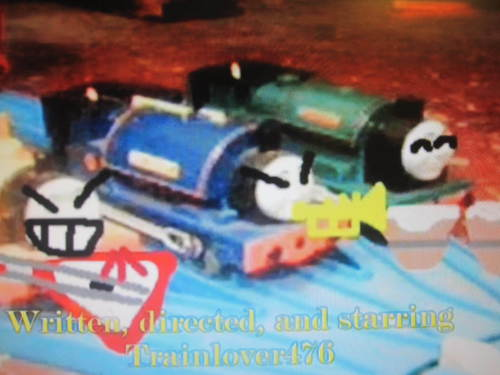 Tomy Thomas And Friends wallpaper called Rock n Roll