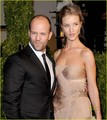 Rosie Huntington-Whiteley - Vanity Fair Oscars Party - jason-statham photo