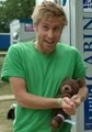Russ and his Bear <3 - russell-howard photo
