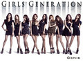 SNSD Japan Genie album