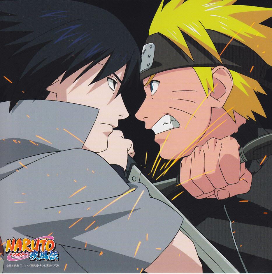 Naruto Shippuuden images Sasuke vs. Naruto wallpaper ...