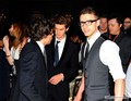 September 24th: The Social Network Premiere - After Party - andrew-garfield-and-jesse-eisenberg photo