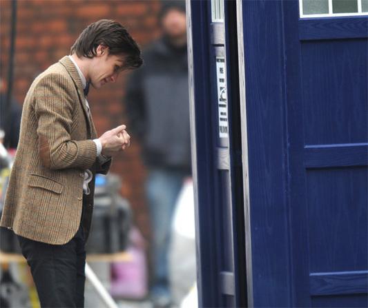 Series 6 filming 2/3/11