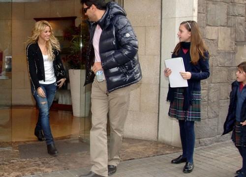 Small Shakira....