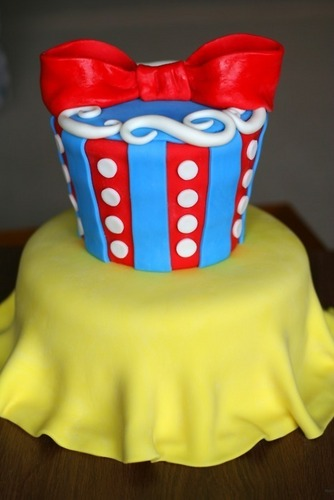 Snow White Cake - disney-princess Photo