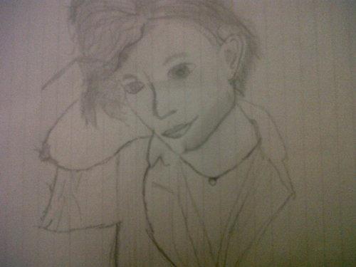 Some drawnings of Jasper