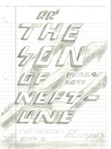 Son Of Neptune Book Cover