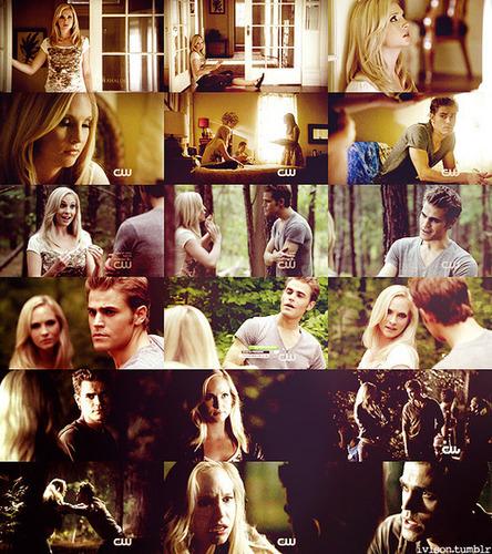 Stefan&Caroline ♥