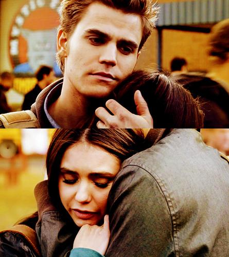 Stefan & Elena 2x16