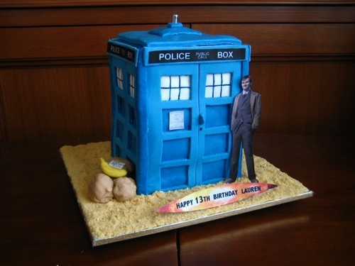 Doctor Who images TARDIS cake HD wallpaper and background photos