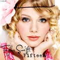 Taylor Swift - Fifteen [My FanMade Single Cover] - anichu90 fan art