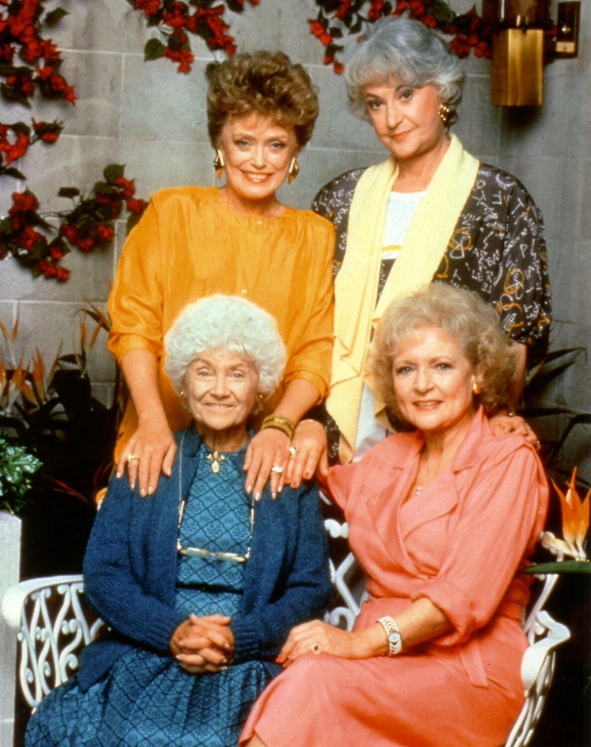 golden girls Product description an emmy award winner for outstanding comedy series in its very first year, the golden girls has become a.