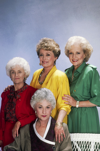 The Golden Girls Entitled
