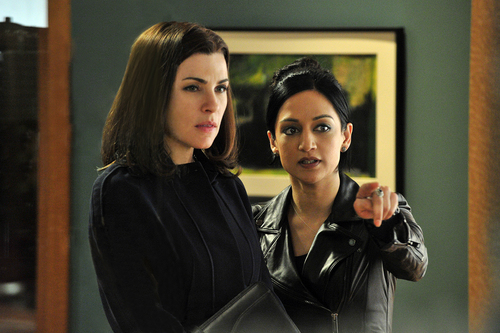 The Good Wife - Episode 2.17 - Promotional foto
