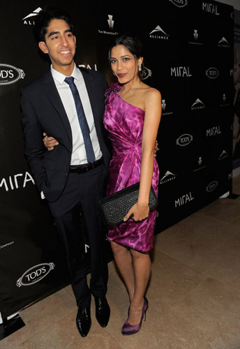"""The Weinstein and Alliance Pictures Party for """"Miral""""- September 14, 2010"""