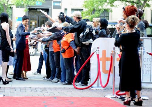 """Toronto Film Festival - """"Miral"""" Premiere- September 12, 2010"""