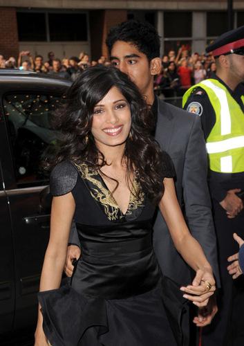 "Toronto Film Festival - ""You Will Meet A Tall Dark Stranger"" Premiere- September 12, 2010"