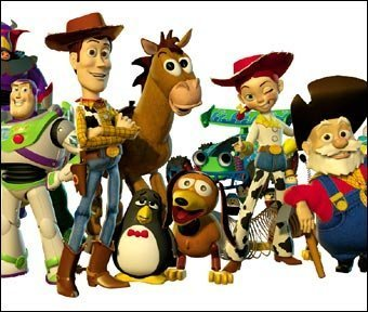 Toy Story Characters