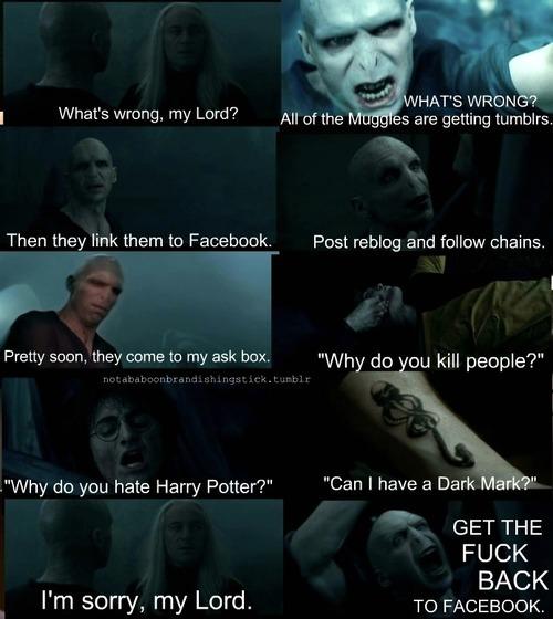 Voldemort Lols Harry Potter Vs Twilight Foto 19790682 Fanpop