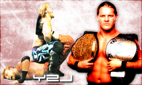 Y2J - The First Ever Undisputed Champion