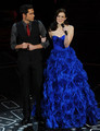 Zachary Levi & Mandy Moore Performing @ the 2011 Academy Awards