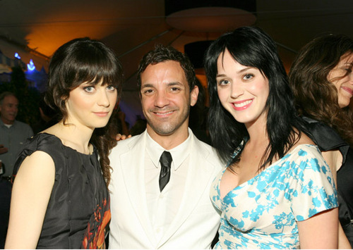 Zooey Deschanel and Katy Perry together!