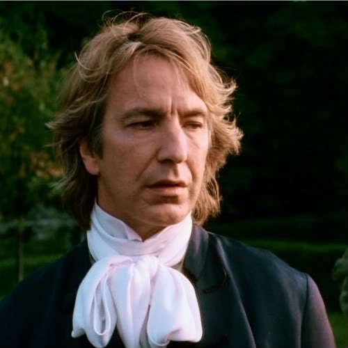 Alan Rickman fond d'écran called alan