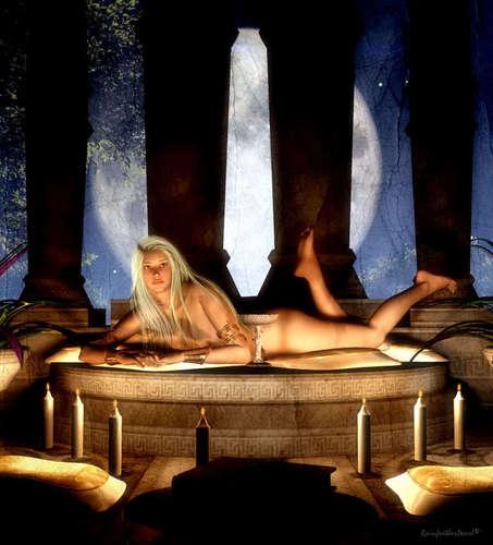beautiful magical fantsys