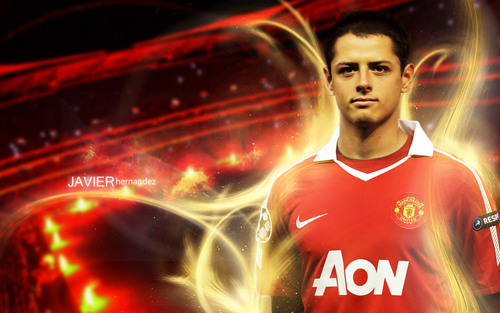 chicarito a lil handsome in my eyes... hahahaahaha